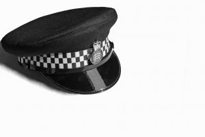 Manchester Police Hat